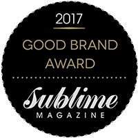 Sublime Magazine Award'17