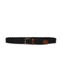 Dulce-Belt-Kids-Braided-Black